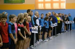 Участники Янтарной ракетки