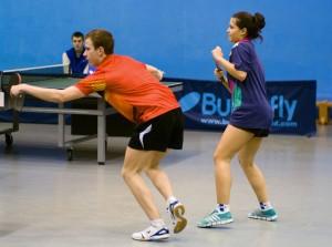 Чемпионат Калининградской области по настольному теннису 2013