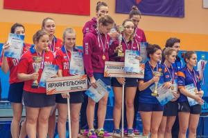Чемпионат СЗФО (146)